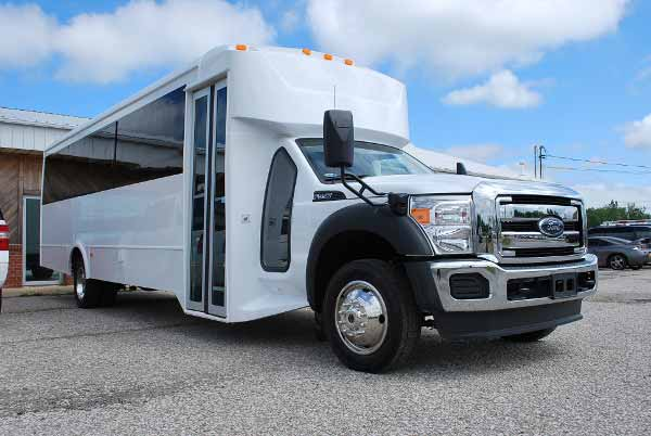 22 Passenger party bus rental Baton rouge