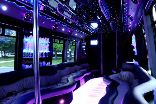 22 people party bus Baton rouge