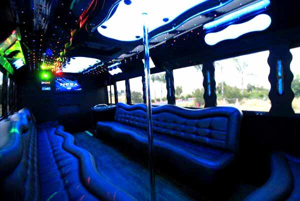 40 people party bus Baton rouge