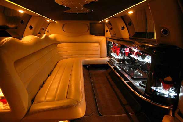 Lincoln stretch limo party rental Baton rouge