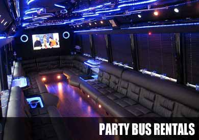 Party Bus in Baton Rouge